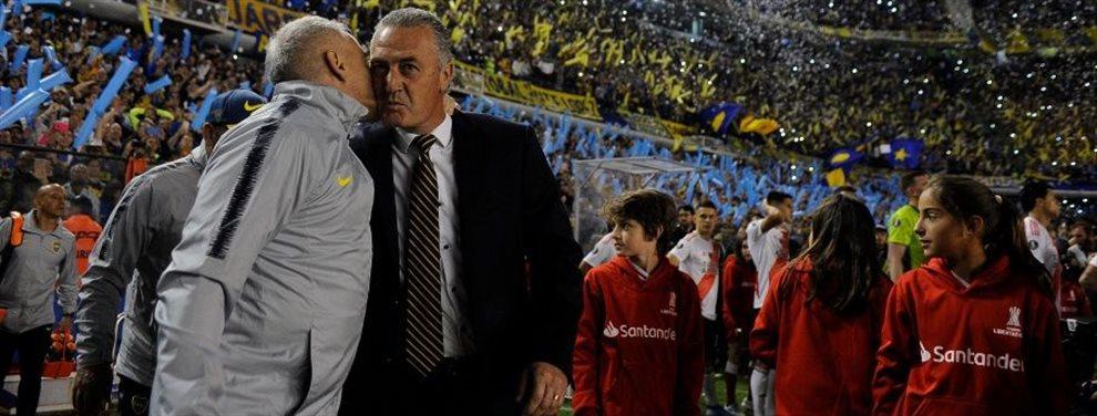 Gustavo Alfaro les habría transmitido a sus futbolistas el objetivo que desea cumplir antes de fin de año.