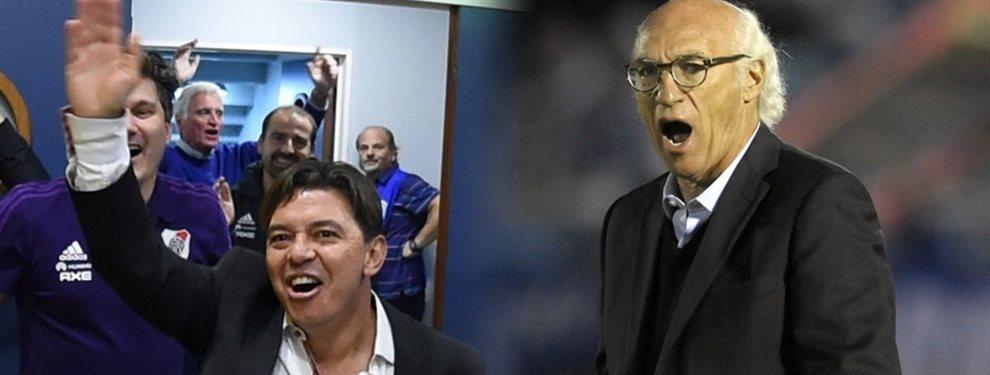 Marcelo Gallardo intentará igualar un récord que posee Carlos Bianchi en la Copa Libertadores.