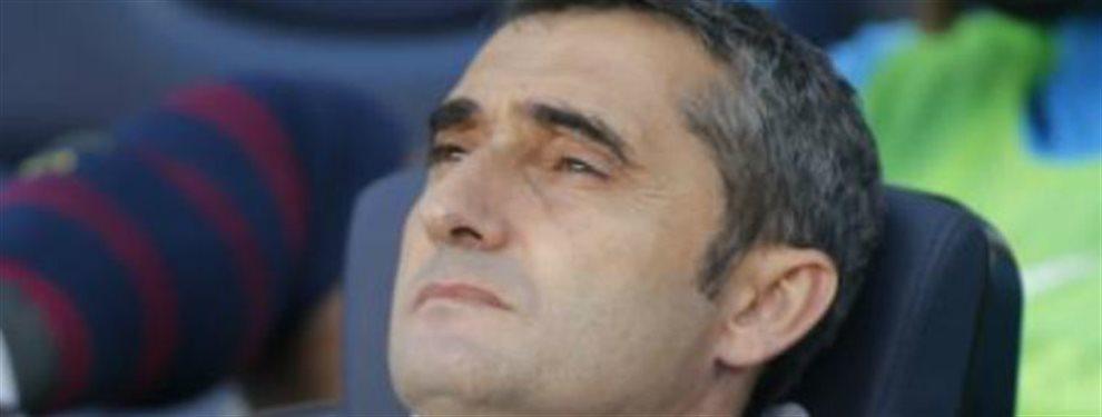 Desde el mes de mayo, que estuvo a punto de ser despedido, hasta hoy, Valverde tenía un apoyo muy importante que acaba de perder. Ernesto está solo y fuera