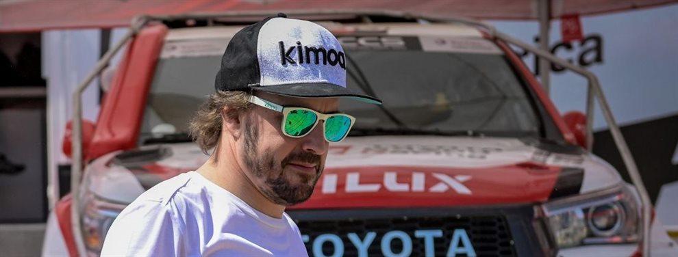 Fernando Alonso confirma su nuevo proyecto y sorprende a todo el mundo por la dificultad de este y por lo atrevido que será el intentar llevarlo a cabo