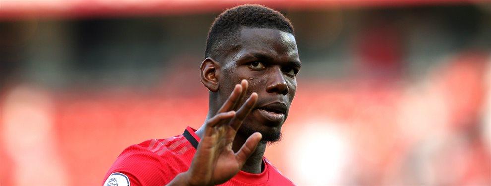 Es claro que Pogba no ha ofrecido soluciones al Manchester United, hay algo en el club que le impide desarrollar su mejor juego.