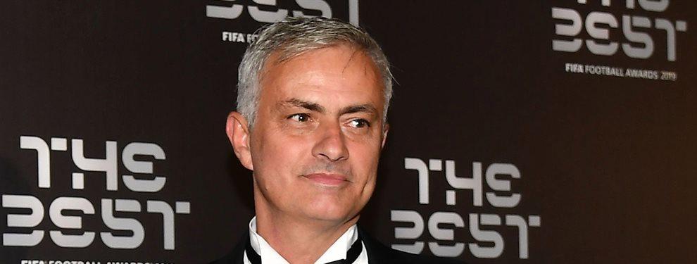El nombre de José Mourinho sigue en la órbita del Real Madrid. El portugués estuvo más cerca que nunca en el último partido de Champions League.