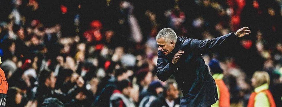 ¡Pillado! Mourinho levanta el teléfono a un club inglés y Florentino Pérez no se lo puede creer:Lo último del portugués deja a todos sin palabras