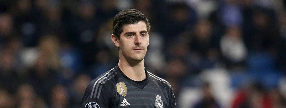 La inconformidad con los porteros en el Real Madrid no tiene límites, nada es suficiente para los blancos.