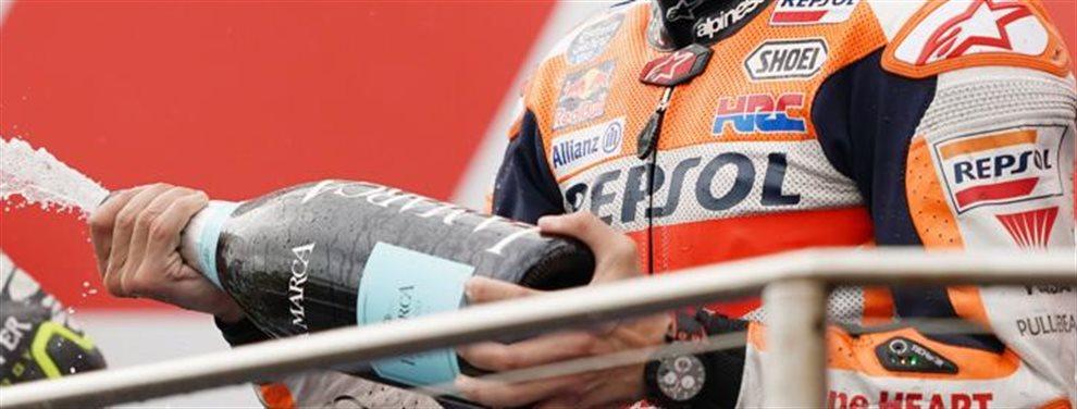 Marc Márquez y Jorge Lorenzo representan la cara y la cruz esta temporada en Moto GP. Ambos en la misma escudería, con misma moto pero resultados opuestos