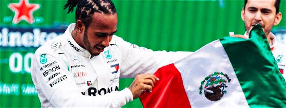 Lewis Hamilton lo volvió a hacer y consiguió una nueva victoria en el mundial. El británico vuelve a estar imparable y esta a una carrera de ser campeón