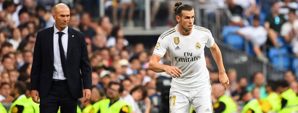 Gareth Bale ha sacado lo peor de Zinedine Zidane en el Real Madrid con ayuda de otros jugadores