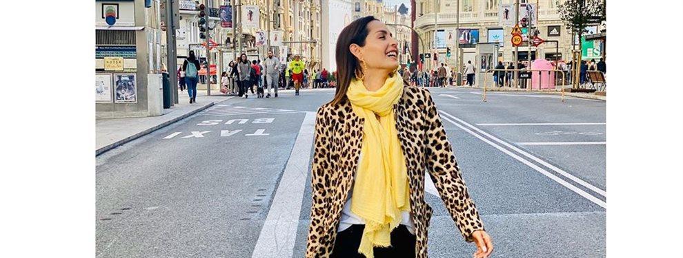Carmen Villalobos y Sebastián Caicedo han coincidido con Lina Tejeiro y Norman Capouzzo durante su luna de miel en Madrid, son amigos desde hace diez años.