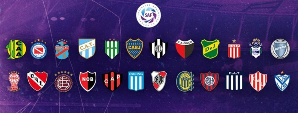 Los objetivos de los equipos grandes en la reanudación de la Superliga, que disputará su undécima fecha.