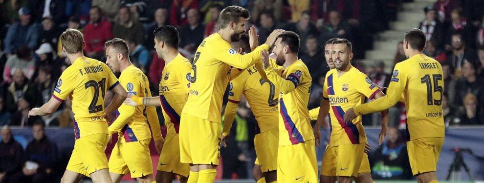 Leo Messi ha ordenado al Barça dar salida a Samuel Umtiti, Ivan Rakitic y Philippe Coutinho