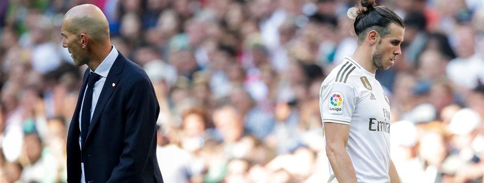 Zinedine Zidane prepara el duelo ante el Leganés y le surge un problema de enormes proporciones que puede dar con él fuera del Real Madrid ¡Ojo al asunto!