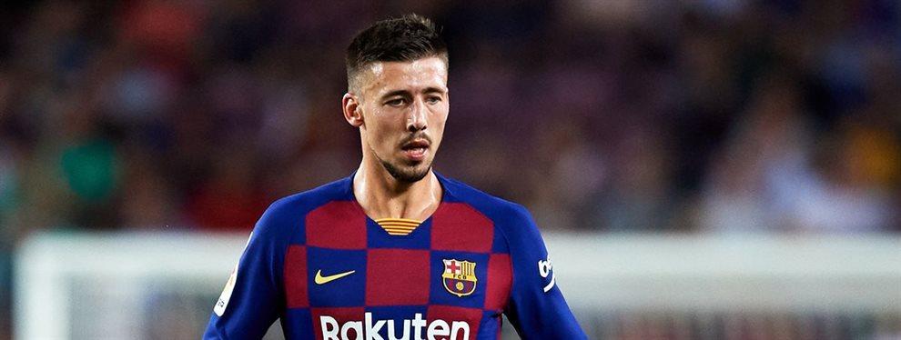 Leo Messi ha pedido la salida de Junior Firpo del Barça lo antes posible, pues no le convence