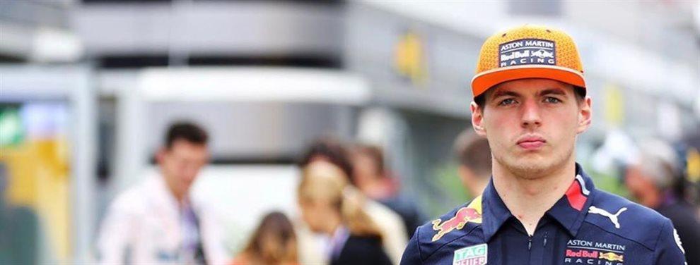 Duras críticas le caen a Max Verstappen por su actuación durante el fin de semana:El piloto pudo haberlo hecho mucho mejor pero tuvo varios fallos
