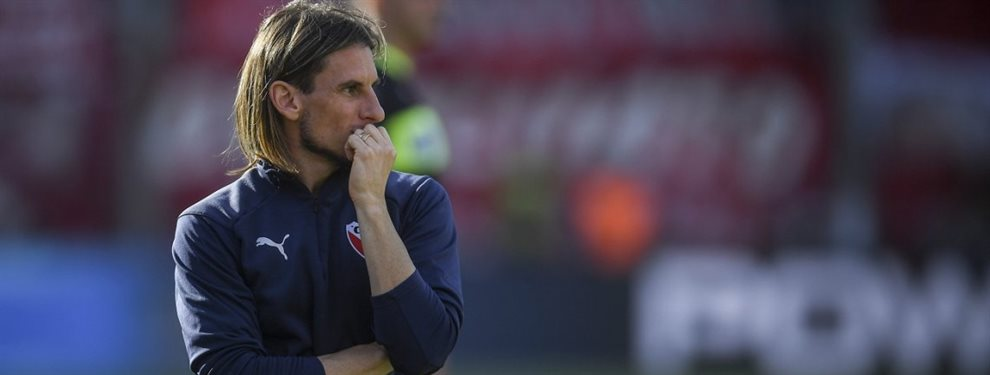Luego de su prematura salida de Independiente, Sebastián Beccacece es pretendido por un equipo mexicano.