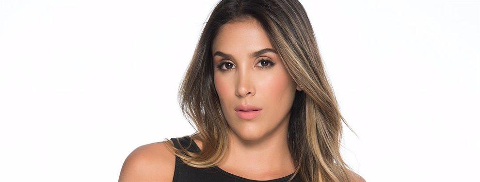 Daniela Ospina solo dio un simple 'me gusta' al anuncio de James Rodríguez, que ha tenido un nuevo hijo