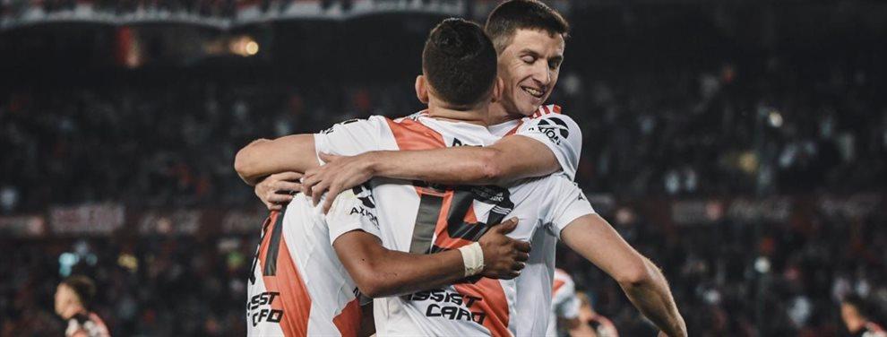 En el Monumental, River se impuso por 2 a 1 frente a Colón por el marco de la fecha 11 de la Superliga.