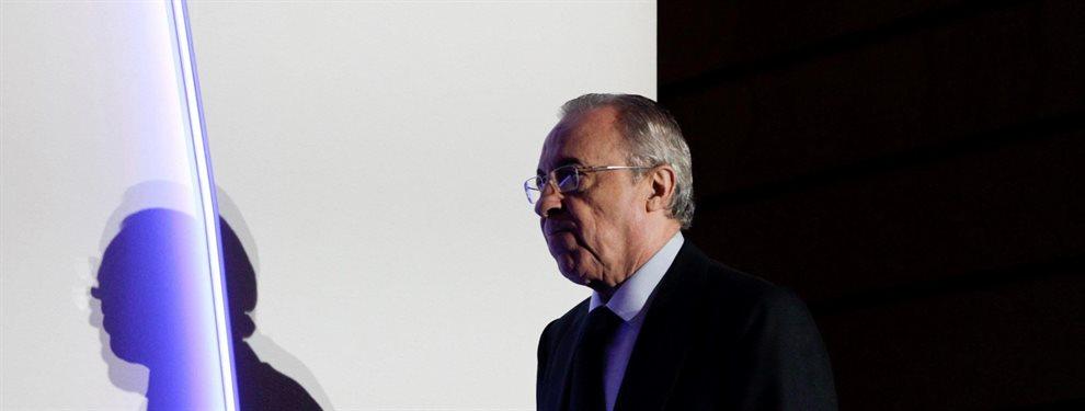 El jugador sabe que no va a tener más opciones en el Real Madrid y ya busca una salida. No puede seguir en estas circunstancias ni un día más