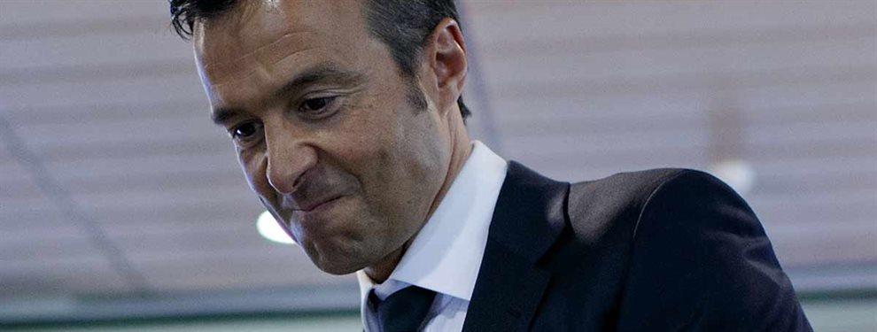 Jorge Mendes ha ofrecido a Gonçalo Guedes al Barça, después de ser rechazado por el Real Madrid