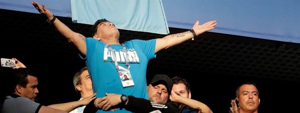 Diego Armando Maradona cumplió 59 años y repasamos diez momentos destacados de su vida.
