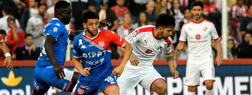 Independiente no logró mantener la diferencia en el resultado y empató 2-2 ante Unión en Santa Fe.