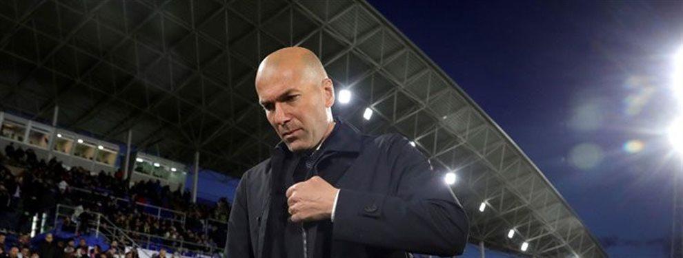 La plantilla harta ya de su actitud y de sus decisiones. No le quieren más pese a que las cosas van mejor que nunca en el Real Madrid. No hay más crédtio