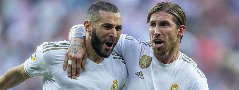 Eden Hazard y Marcelo no han comenzado con muy buen pie su relación en el Real Madrid