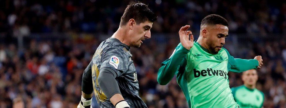 Zidane ha ordenado la venta de cuatro jugadores del Real Madrid, como Isco o Mariano Díaz