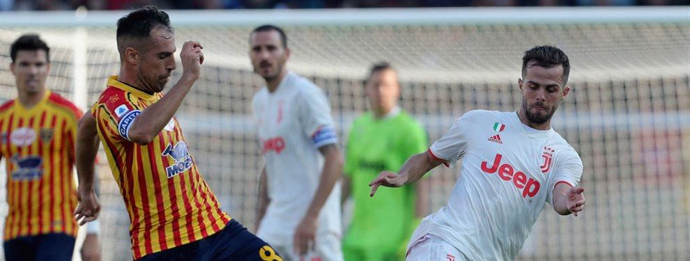 Adrien Rabiot se arrepiente de haber firmado por la Juventus de Cristiano Ronaldo y se ofrece al Barça