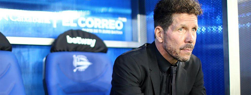 Marcos Llorente y Diego Pablo Simeone se la tienen jurada y la estabilidad del Atlético corre peligro