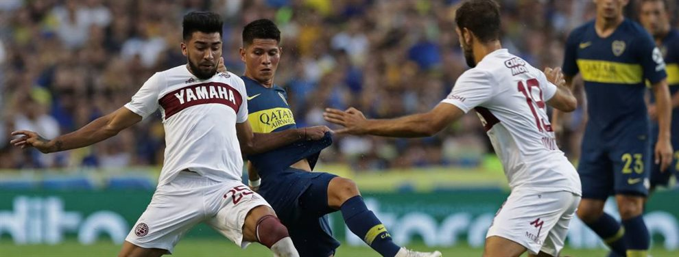 Toda la información que debes conocer sobre el partido entre Lanús y Boca por la Superliga.