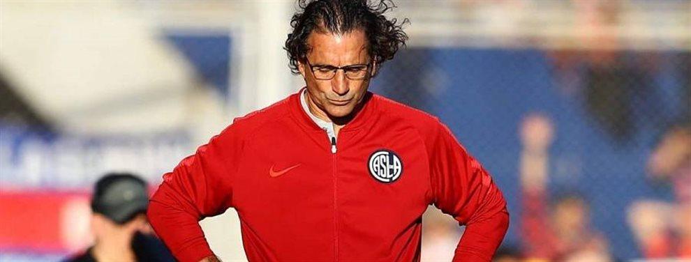 Juan Antonio Pizzi le comunicó a los dirigentes que dejará de ser el entrenador de San Lorenzo.