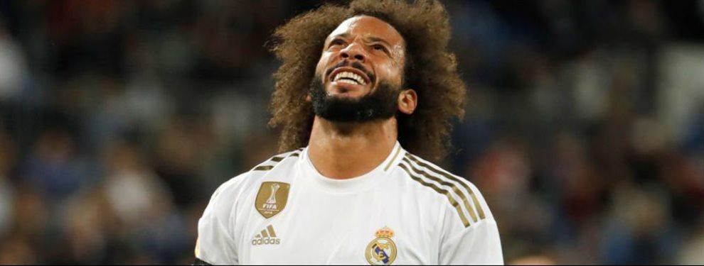 El jugador del Real Madrid Marcelo cuenta lo que le ocurrió en una de las finales de Champions League:nadie se imaginaba lo que sufrió el brasileño ese día