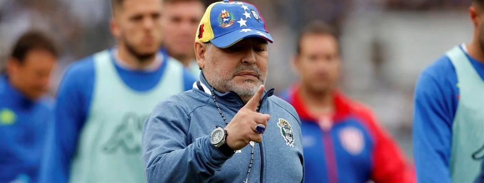 Con la presencia estelar de Diego Armando Maradona, Gimnasia recibe a Estudiantes en el clásico de La Plata.