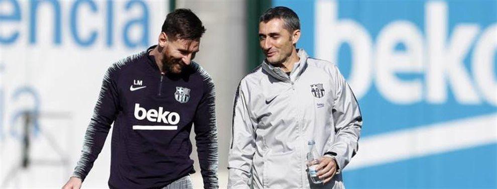 Una vez mas la suplencia sacó de quicio a Lionel Messi que ya no puede más y tras el partido estalló contra su entrenador de tal forma agresiva y violenta