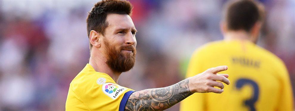 El partido del Barça ante el Levante resultó ser un golpe de realidad importante.