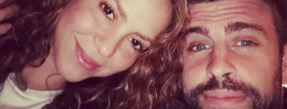 ¡Una nuva bomba! Shakira lo sabe pero Piqué lo niega: La pareja está en boca de todos últimamente, no paran de dar noticias cada vez más sorprendentes
