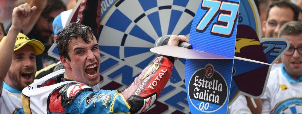 El piloto de Cervera Marc Márquez ya sabe quién será su máximo rival en el futuro y está temblando porque se conocen muy bien y conoce sus puntos débiles