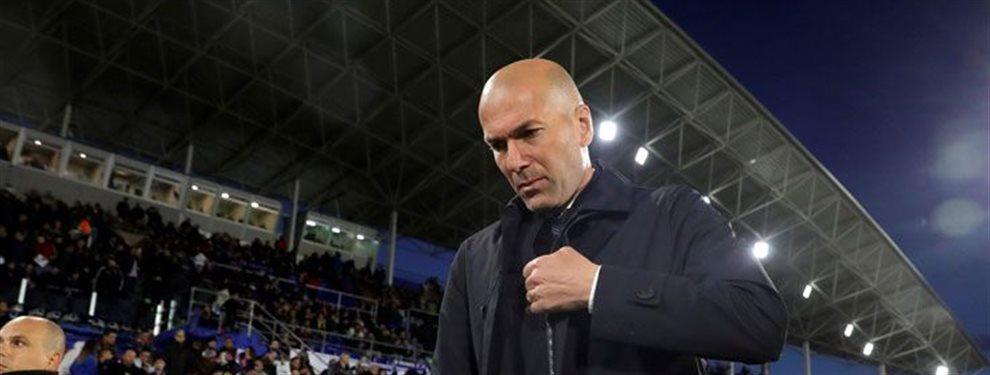 Zinedine ZIdane es un hombre extremadamente tranquilo. Ayer tuvo lugar una de las ruedas de prensa más calientes de esta temporada. El francés podría verla