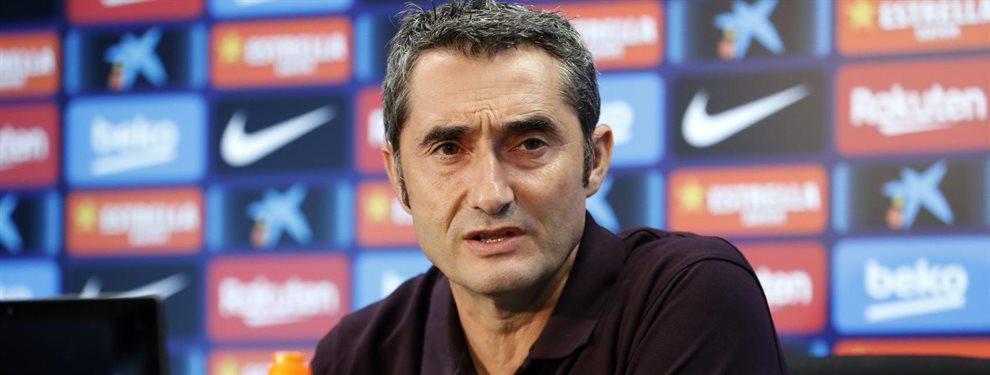 Josep Maria Bartomeu se cansa, pone fecha límite y esta condición a la continuidad de Ernesto Valverde en el banquillo del Barça ¡Amenaza para enero!