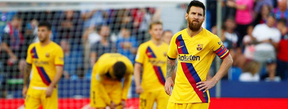 Leo Messi ha ordenado al Barça dar salida a Nelson Semedo, Ousmane Dembélé y Sergi Roberto