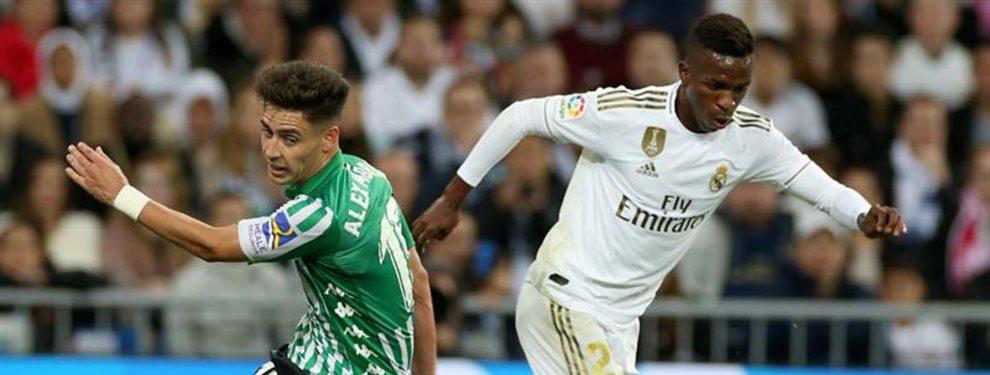 Mientras Zinedine Zidane sea el entrenador del Real Madrid, Isco Alarcón no tiene hueco