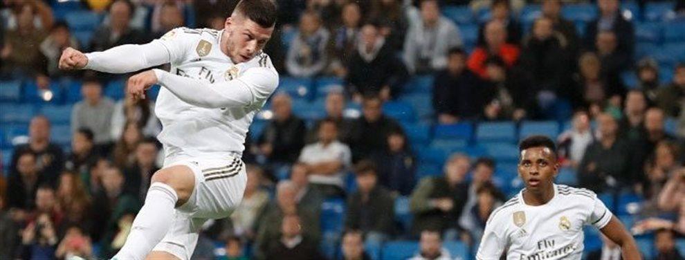 Prometer, prometer hasta meter. Es lo que quiere Florentino para el Real Madrid. Ilusión y goles. Pero de momento no hay de lo último y comienza a perder
