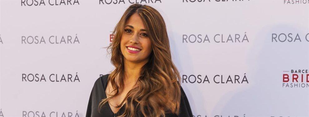 Antonella Roccuzzo no salía muy favorecida en un 'selfie' que se tomó con Nati Jota