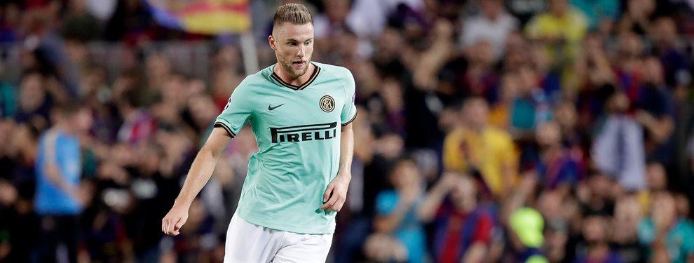 El Real Madrid está muy interesado en hacerse con Erling Haland, al que han tasado en 100 millones