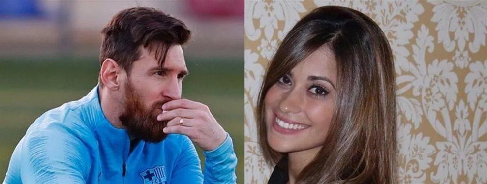 Leo Messi no está nada a gusto en Barcelona ahora mismo y se plantea salir de la ciudad