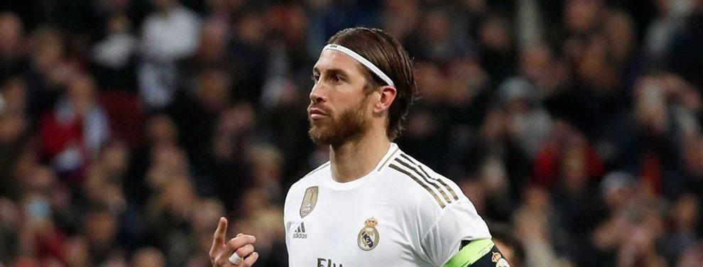 Sergio Ramos y su egoísmo están reventando el vestuario del Real Madrid. El capitán enfrenta al vestuario y provoca egos y orgullos enfrentados