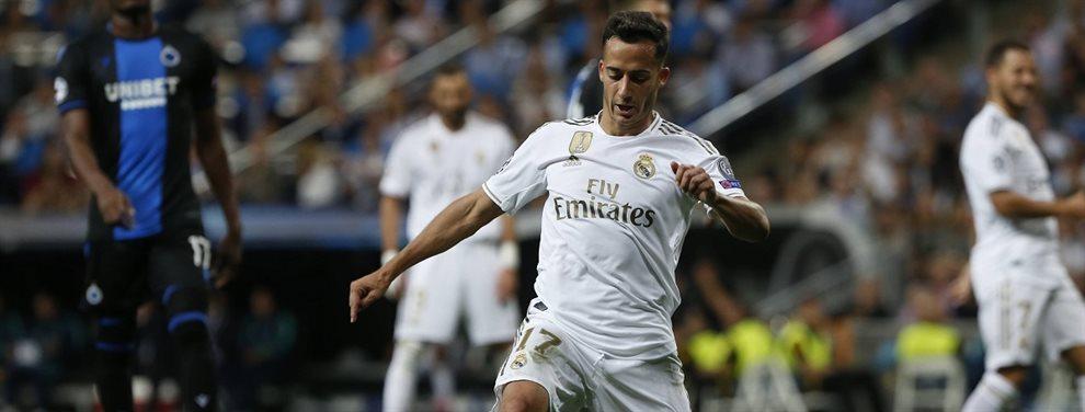Lucas Vázquez dejará el Real Madrid y su destino se encontrará en el West Ham de Pellegrini