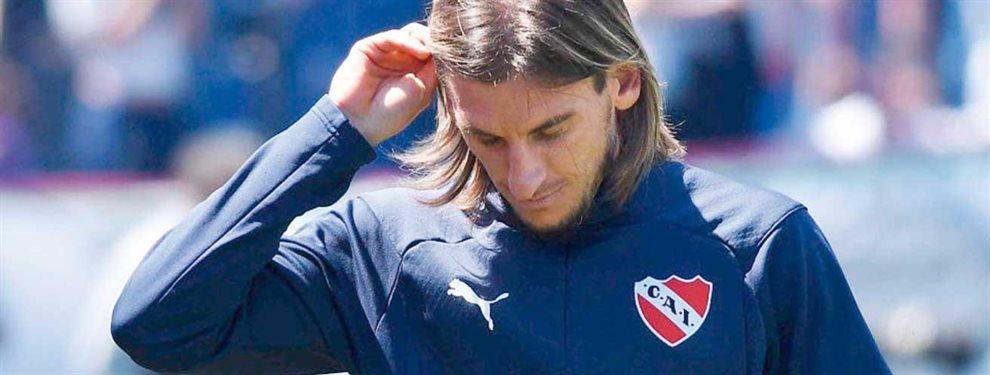 Sebastián Beccacece habría sido contactado por Atlético Paranaense para reemplazar a Tiago Nunes.