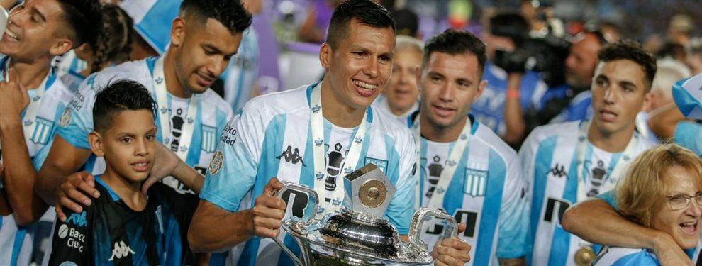 El defensor de Racing, Leonardo Sigali, sería el nuevo objetivo de Boca para reforzar la defensa.