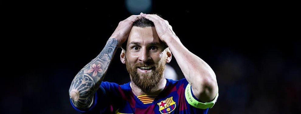 ¡La cosa está que arde! Se buscan culpables en la situación del Barça y saltan críticas hacía Messi:Lo que ha ocurrido jamás se hubiera pensado antes